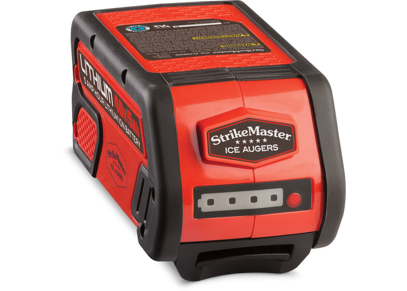 Berkon Outdoors : StrikeMaster Lithium 40v 8